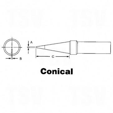 ET Series Tips For TEF891 Soldering Pencil