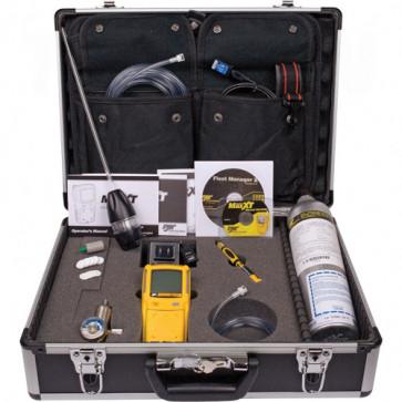 GasAlertMax XT II Multi-Gas Detectors - Standard Confined Space Kit