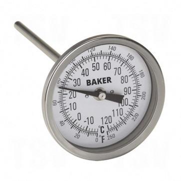 Bi-Metal Thermometers