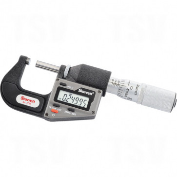 Electronic Micrometers (without Output) - No. 3732 Series