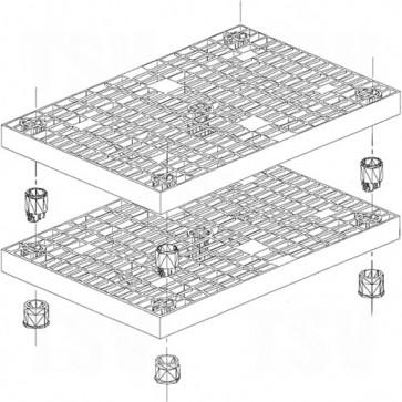 Add-A-Level® Work Platforms - Accessories