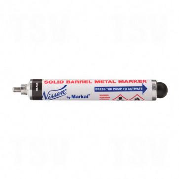 Nissen® Solid Barrel Metal Marker