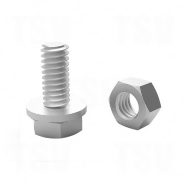 Slotted Angle Nuts & Bolts