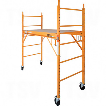 Mobile Work Scaffolding - Maxi Square Scaffolding