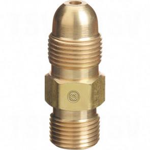 ADAPTOR,BRASS,CGA510 N/NX CGA300 V.O.