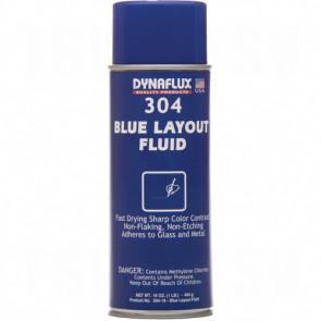 Blue Layout Fluid