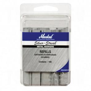 Silver-Streak® Metal Marker Refills