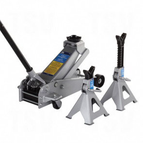 Stinger Series Service Jack and Stand Pack