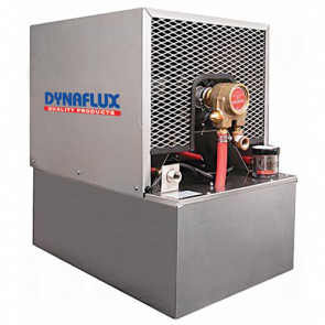 Water Recirculating Cooling System W/vane Pump