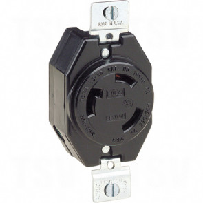 Leviton's Industrial Specification Grade Locking Devices