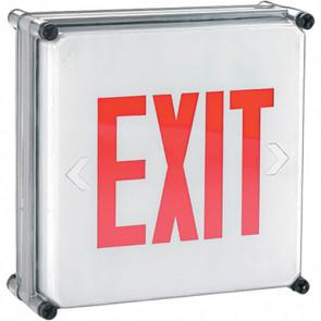Aqua NEMA 4x Exit Signs